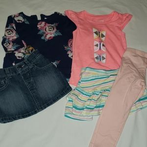 Girls 2t outfits